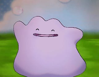 The Distinguished Ditto! Pokemon One a Day!
