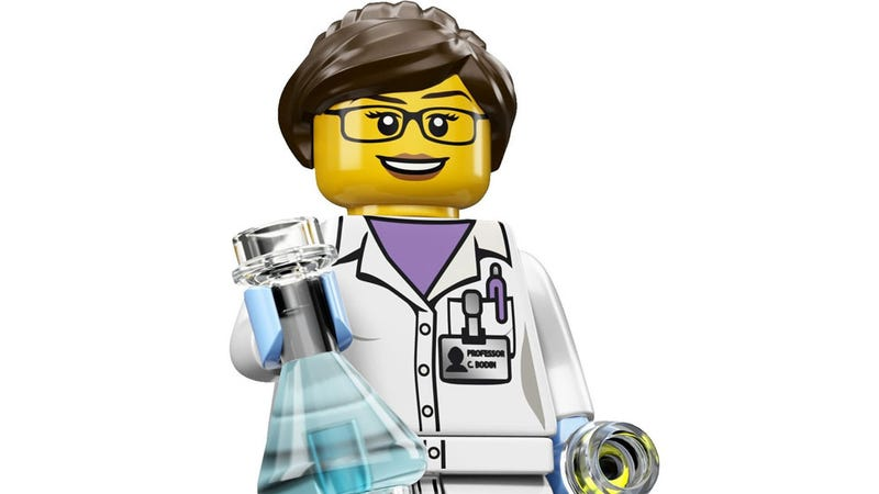 Lego to Launch Female Scientist Series Following Gender Controversy