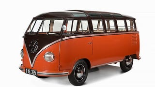 Microbus sells for $235,000