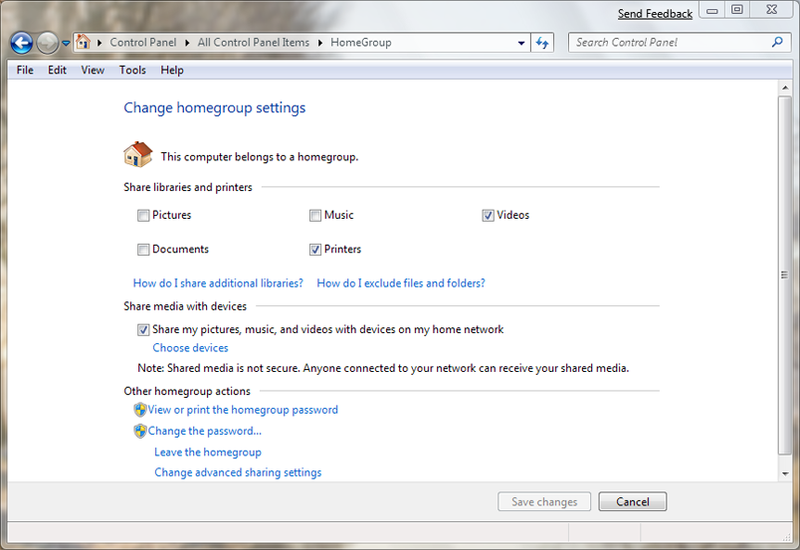 Win 7 Tip: Microsoft Attempts to Fix Networking With Homegroups