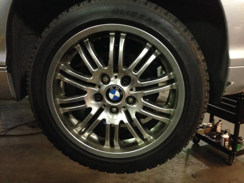 New Rims for my E46