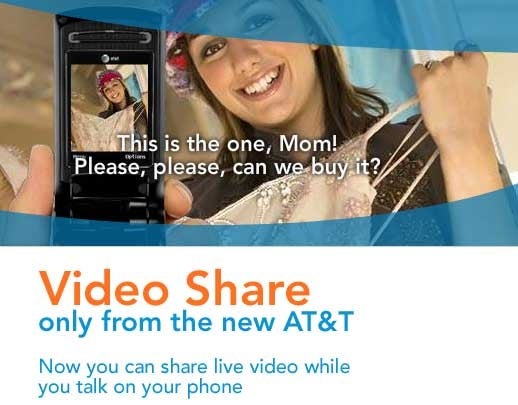 AT&T Unveils Video Sharing Service, Presumably to Help Spy on Us
