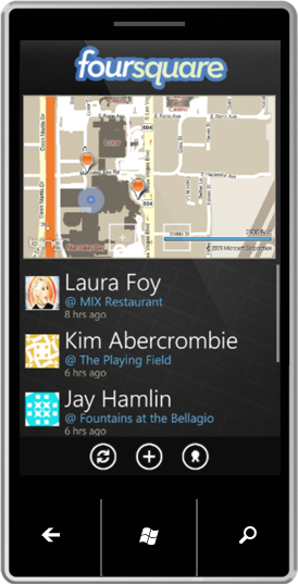 WinPho 7 Apps