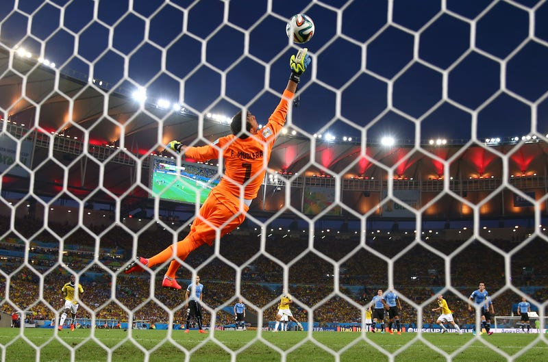Your Uruguay-Colombia Open Thread