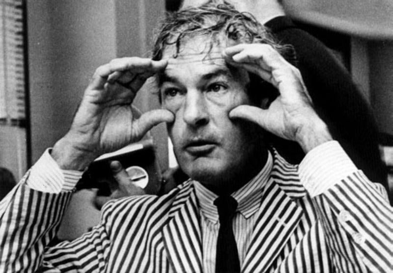The first great biography of Timothy Leary