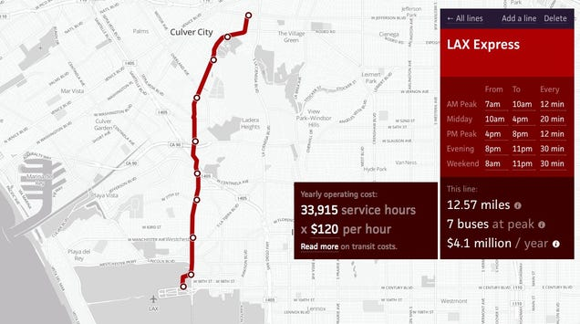 Wile Away Your Friday By Designing Your Own Fantasy Transit System