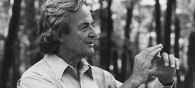 Read Richard Feynman's