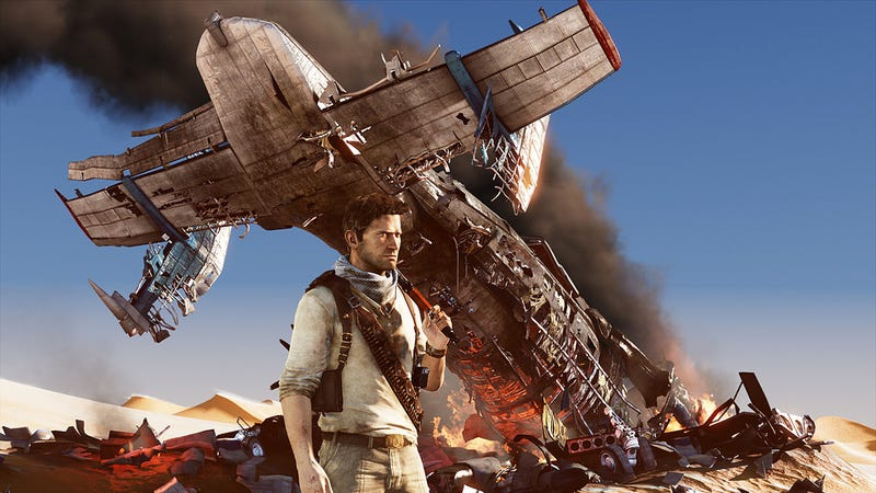 Does Uncharted 3 Have On-the-Disc Premium DLC?