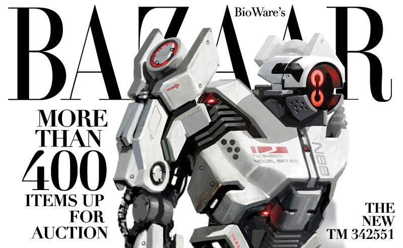 BioWare's Secret Countdown Ends On A Bazaar Note