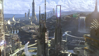 Does Anyone Have Any Idea What Is Happening In The <i>Tomorrowland </i>Trailer?