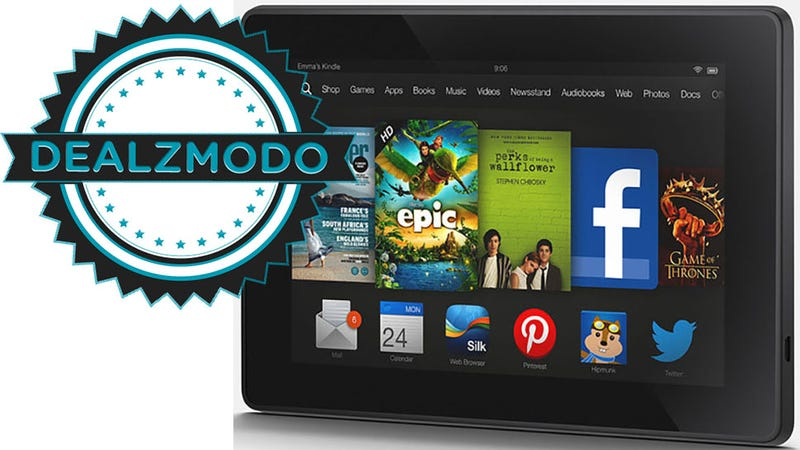 Deals: The New Bargain Tablet, Unlocked Galaxy S4, Android Game Bundle