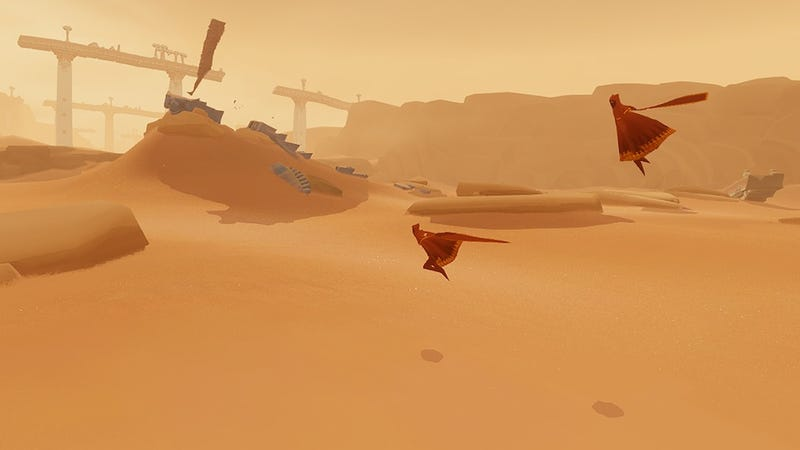 Why You Cried While Playing Journey