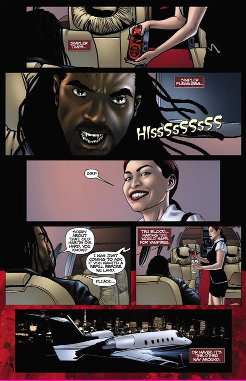 The Great Revelation Of True Blood's Comic Origins