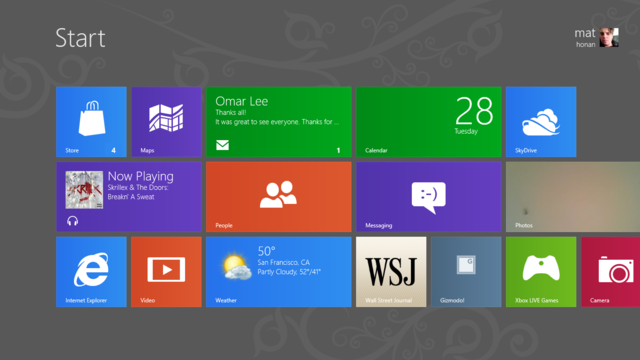Windows 8 Won't Play DVDs as Standard