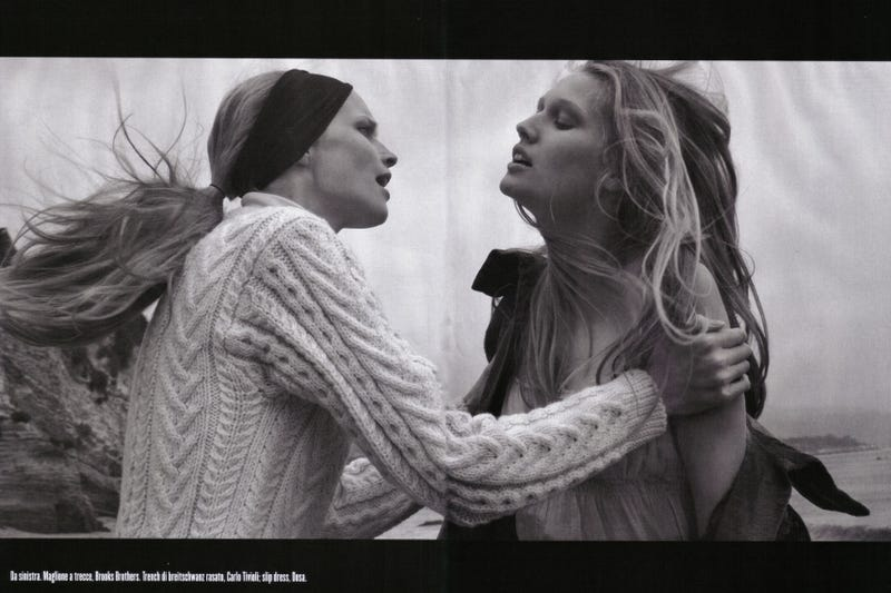 Great Meisel Moments Of The Year, Courtesy Of Italian Vogue