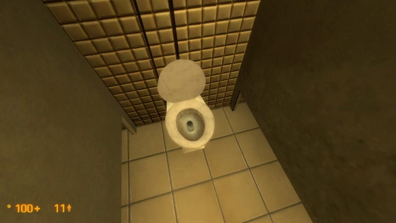 A Visual History Of Video Game...Toilets