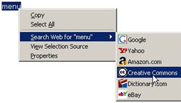 Download of the Day: Context Search Firefox extension