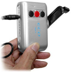 Hand-Crank Cellphone Charger