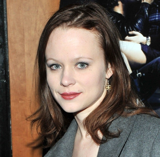 Thora Birch Fired from Play Because of Meddling Former Porn Star Dad