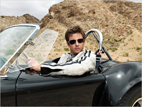 Can we make Tanner Foust a scale measurement?