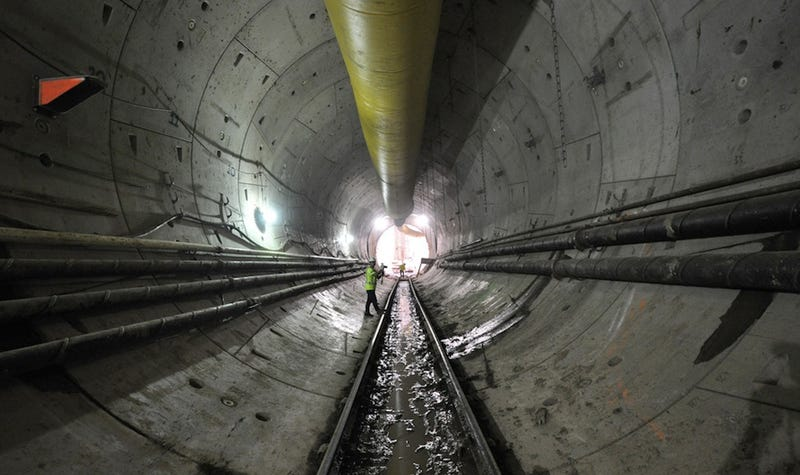 8 Massive Tunnels Being Built Right Now Under A City Near You