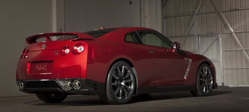 Canadians Are Buying More Nissan GT-Rs Than Americans