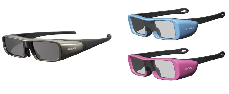 Would You Pay $133 For Sony's 3D Glasses?