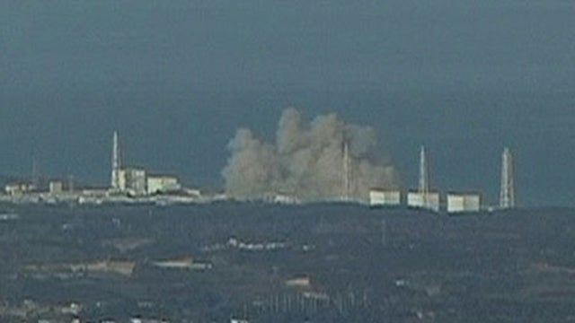 Terrifying Video of Nuclear Plant Explosion In Japan
