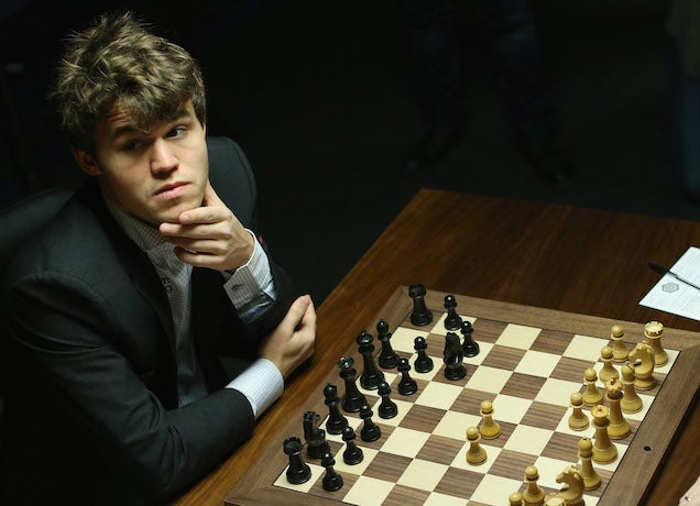 The Most Compelling Athlete In America Right Now Is Here To Play Chess