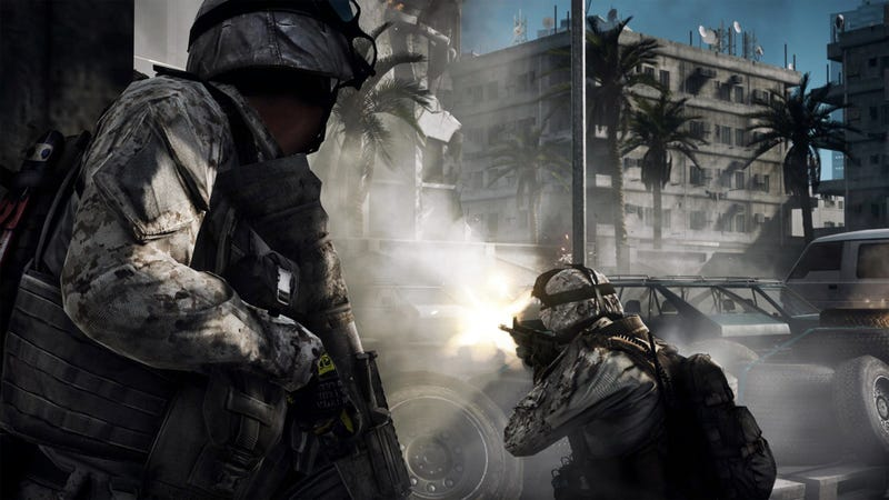 Rushing Through Battlefield 3's Reworked Multiplayer
