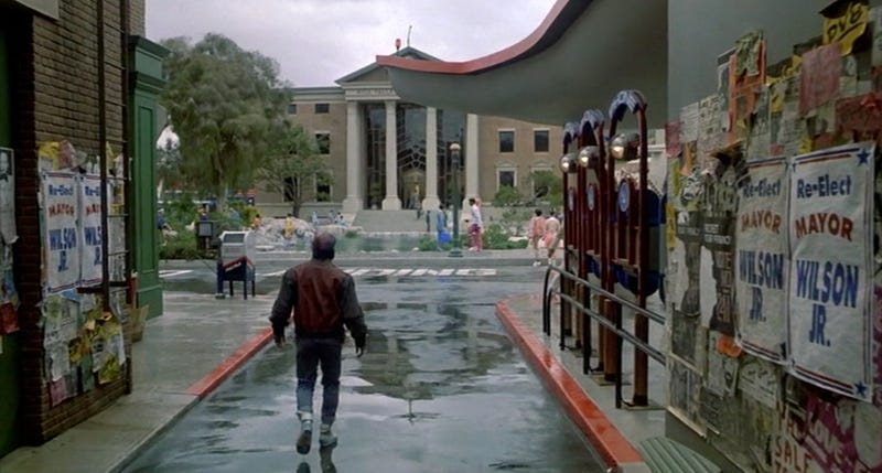 This Secret Movie Screening Will Actually Send You Back to the Future