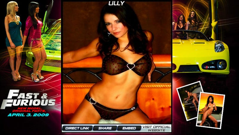 Fast & Furious Model Competition: Fast Girls And Furious Bikinis