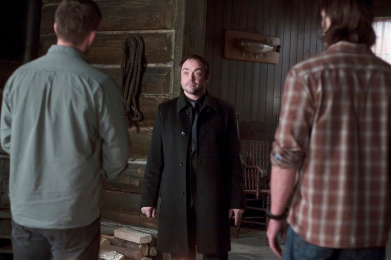 Supernatural 'There Will Be Blood' Photos
