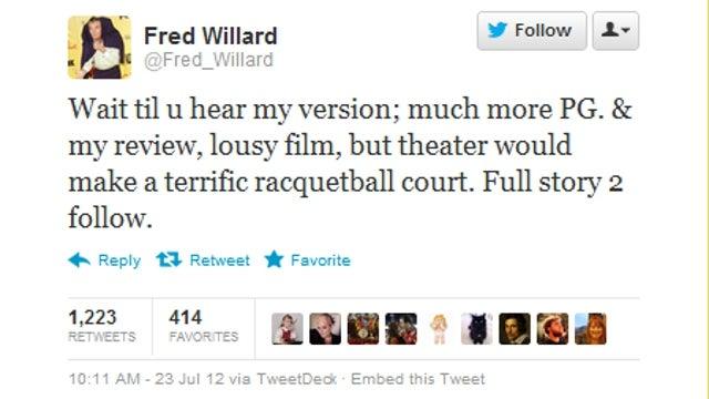 Fred Willard Releases First Public Statement Since Lewd Conduct Arrest: 'Lousy Film'
