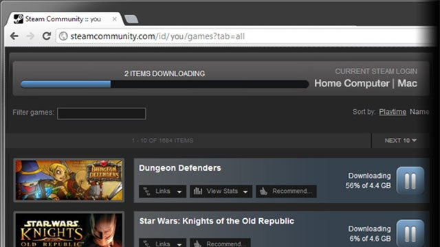 Download Steam Games From the Comfort of Someone Else's Home (or a Public Bathroom)