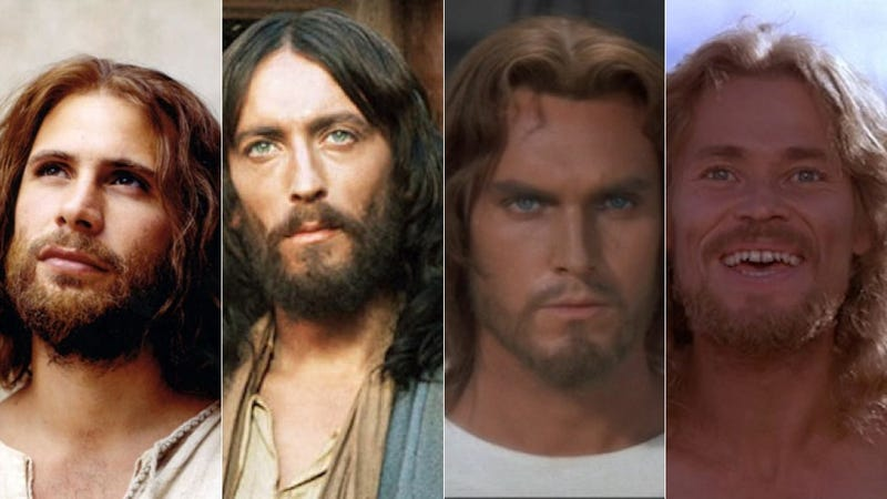 A Non Christian's Guide To Sexy White Jesus