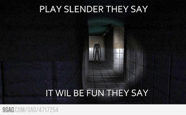 Slender: The Eight Pages: Short, Crude, And One Of The Scariest Games Of The Year