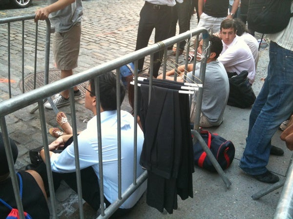 iPhone 4 Line Essential: Three Pairs of Backup Pants