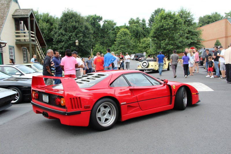 Cars and Coffee - Great Falls, VA Edition