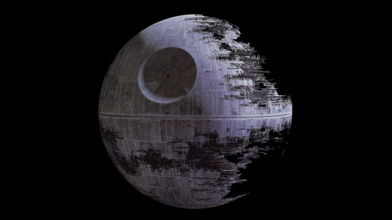 How much would a Death Star really cost?