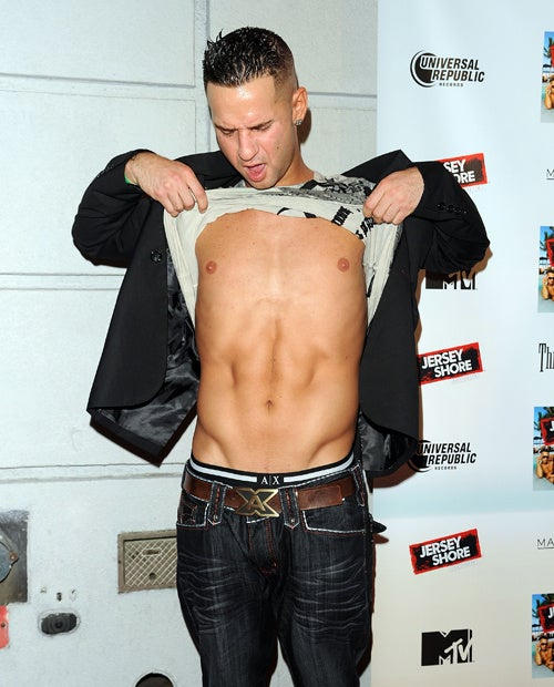 The Situation's Abs Will Dance With The Stars & Make $1M This Year