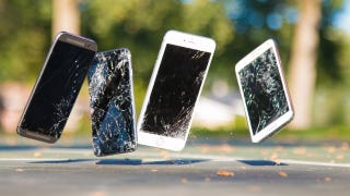 iPhone Drop Test Carnage: All Models Shatter in Exhaustive Video