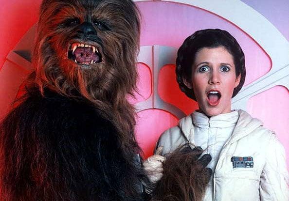 George Lucas Said No To A Wookiee Superhero Game