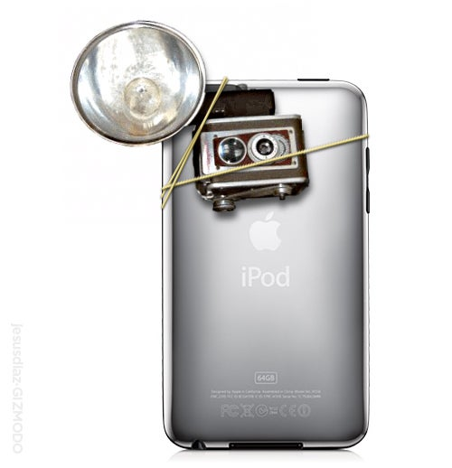 Why People Are Barking Up the Wrong Tree With the iPod Touch Camera Case