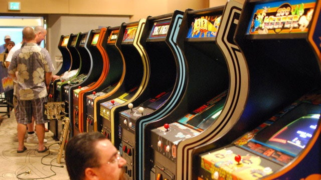 The Great Arcade Extravaganza Went Down Over the Weekend