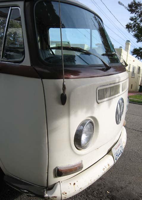 1970 Volkswagen Transporter Pickup Truck