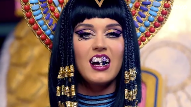 Christian Rappers Sue Katy Perry for Defiling Song With 'Black Magic'