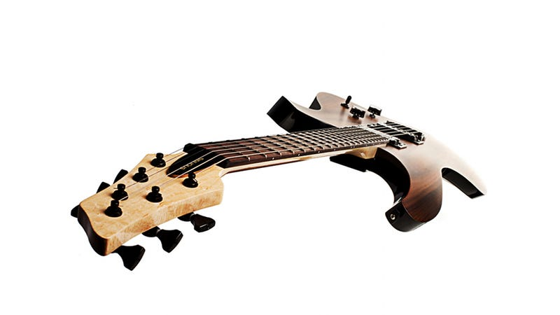 Sinuous: The Guitar Designed Like an Eames Chair