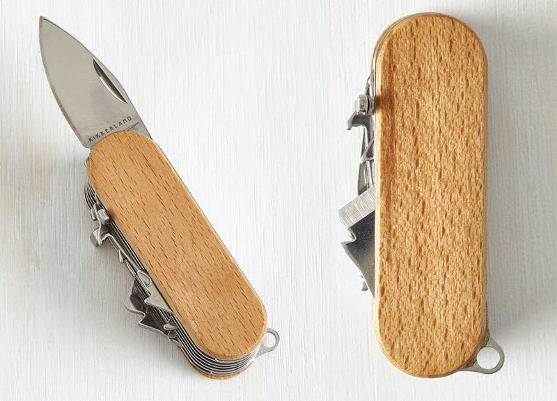 This Folding Multitool Has a Zoo Full of Adorable Animals Hidden Inside
