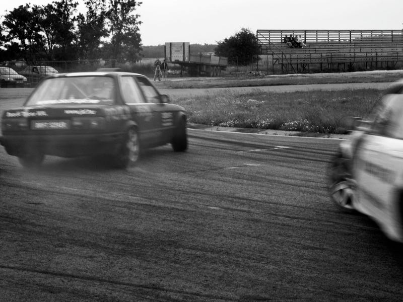 The Smoke and Bimmers of the Hungarian Drift Community